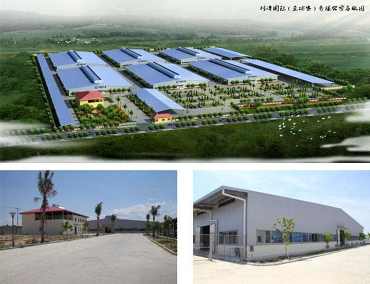 柬埔寨生产基地