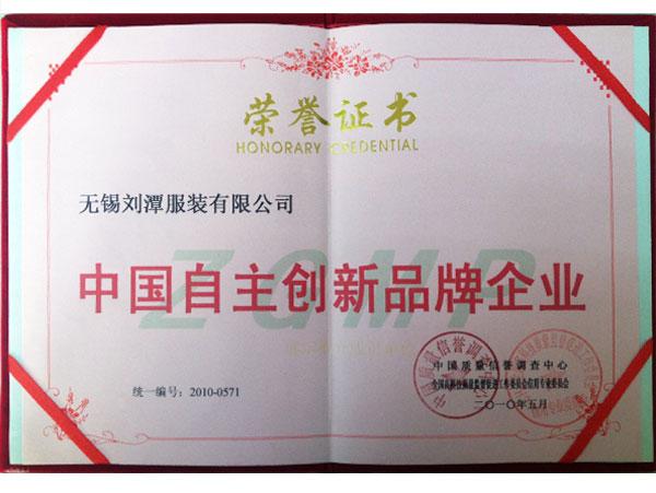 中国自主创新企业