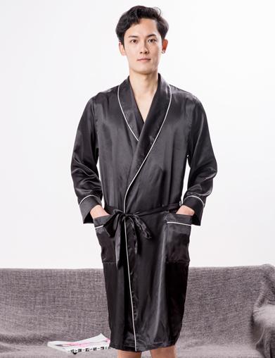男款酒店浴袍