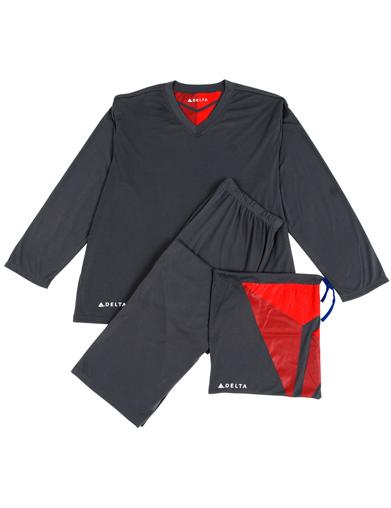 针织航空睡衣套装